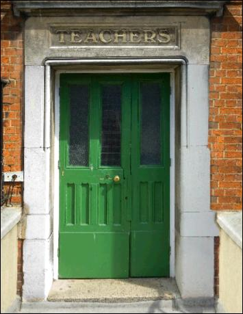teachersdoor